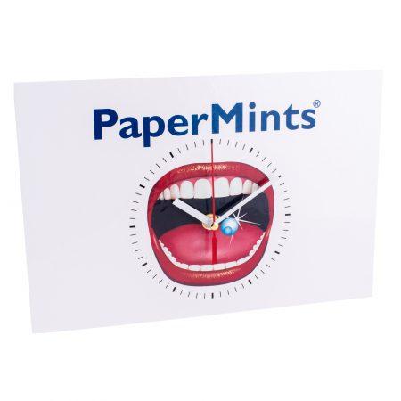 Horloge PaperMints